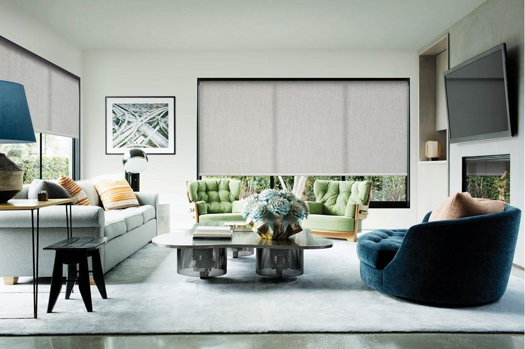QUANTUM™ Light Lift Roller Blind System